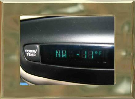 11 below zero